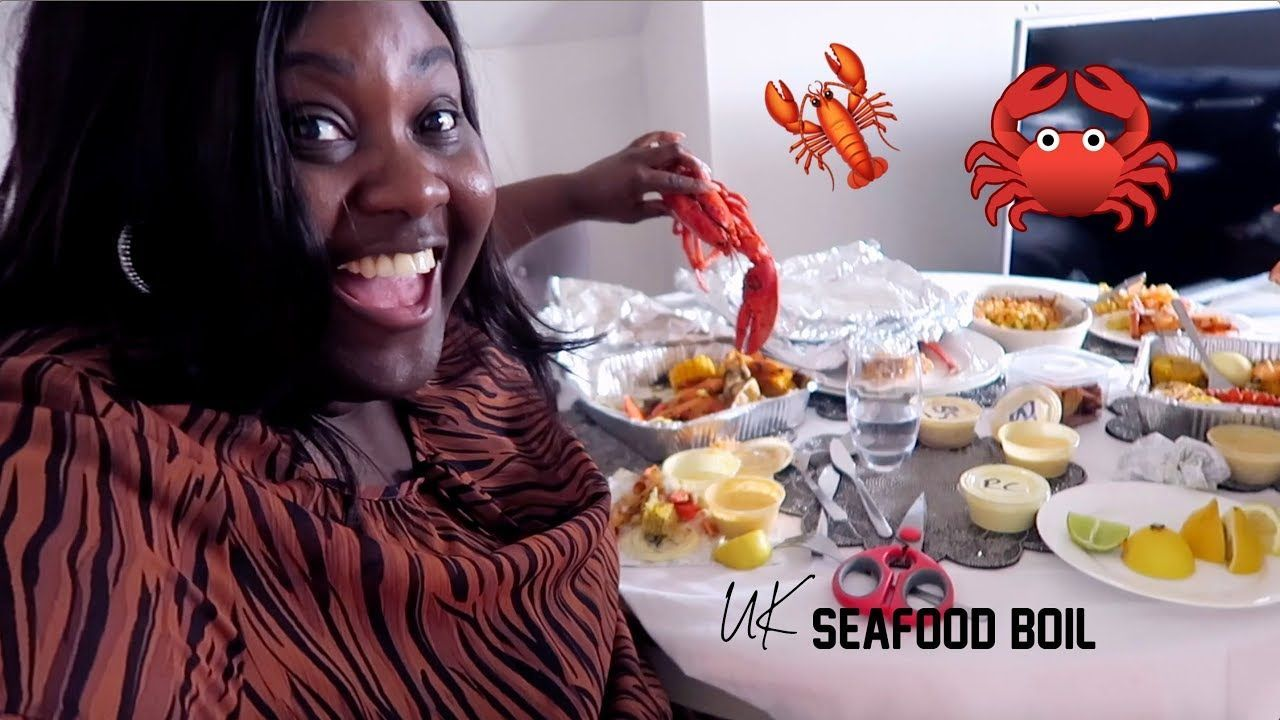 HAVING A SEAFOOD BOIL UK STYLE! MUMPRENEUR VLOG 13 - YouTube #seafoodboil HAVING A SEAFOOD BOIL UK STYLE! MUMPRENEUR VLOG 13 - YouTube #seafoodboil