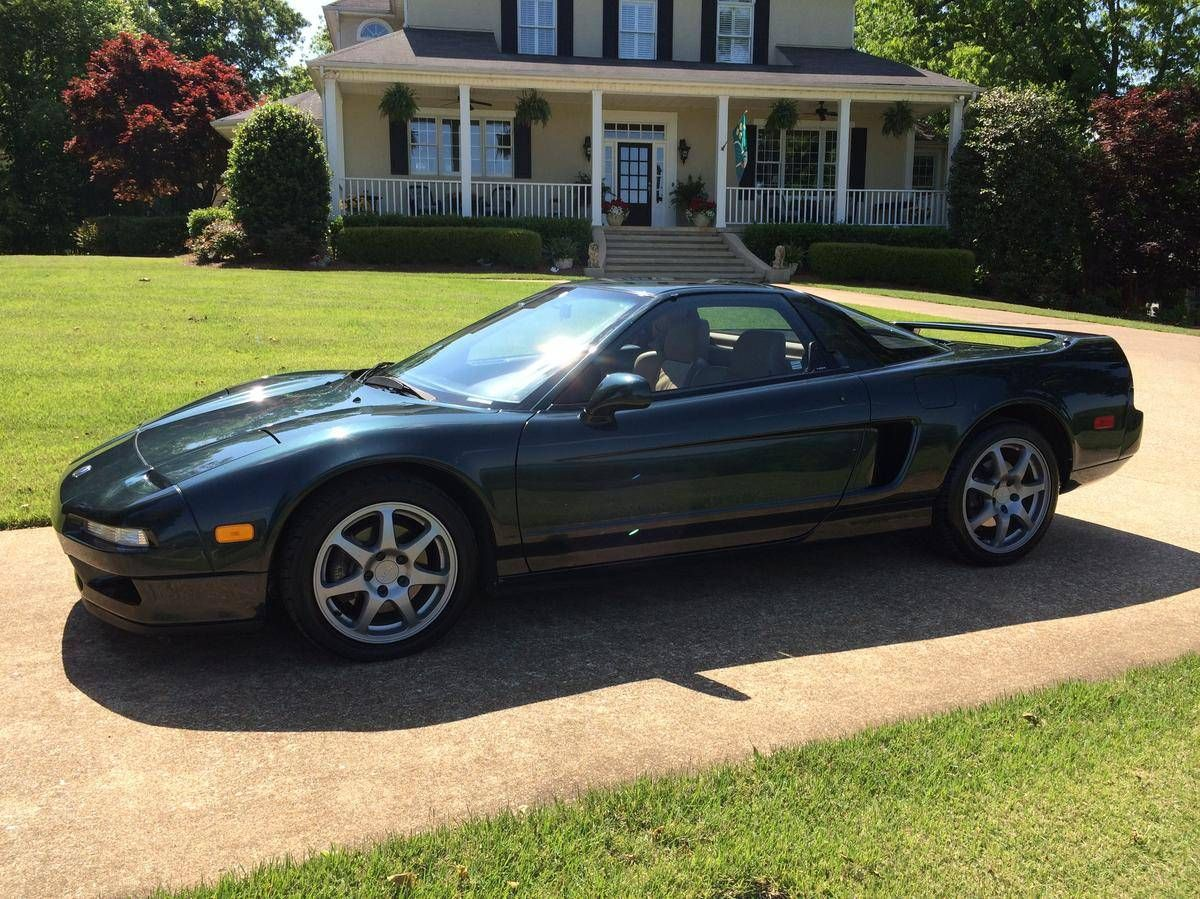 second nsx manual sale auction for owner speed miles daily acura classics