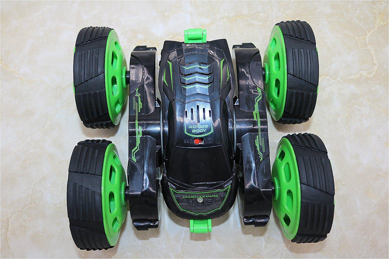 Stunt Car, SZJJX 4WD Remote Control Car Race