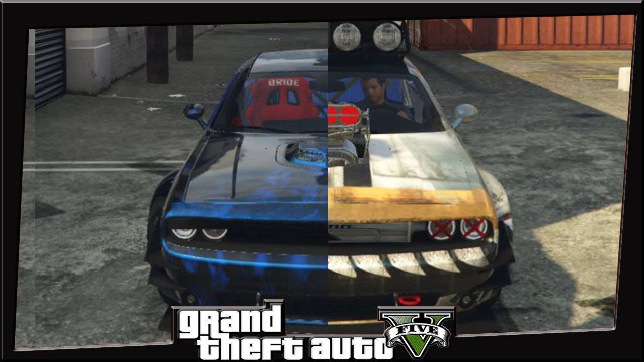 The new best modified car mod in gta 5 super tuning