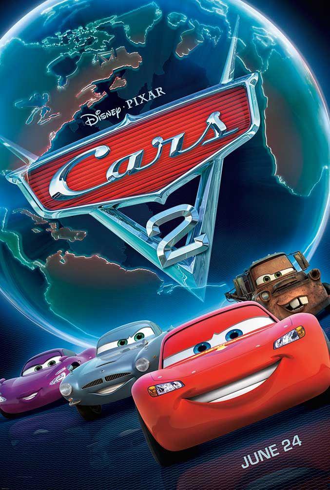 Tbt See All 14 Original Pixar Animation Movie Posters Cars
