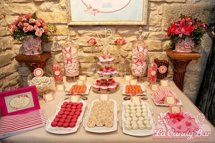 Candy Bar Manualidades Foro Bodas Candy Bar En 2019