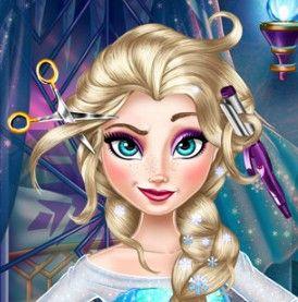 Girl Games Elsa Frozen Real Elsa Frozen Elsa