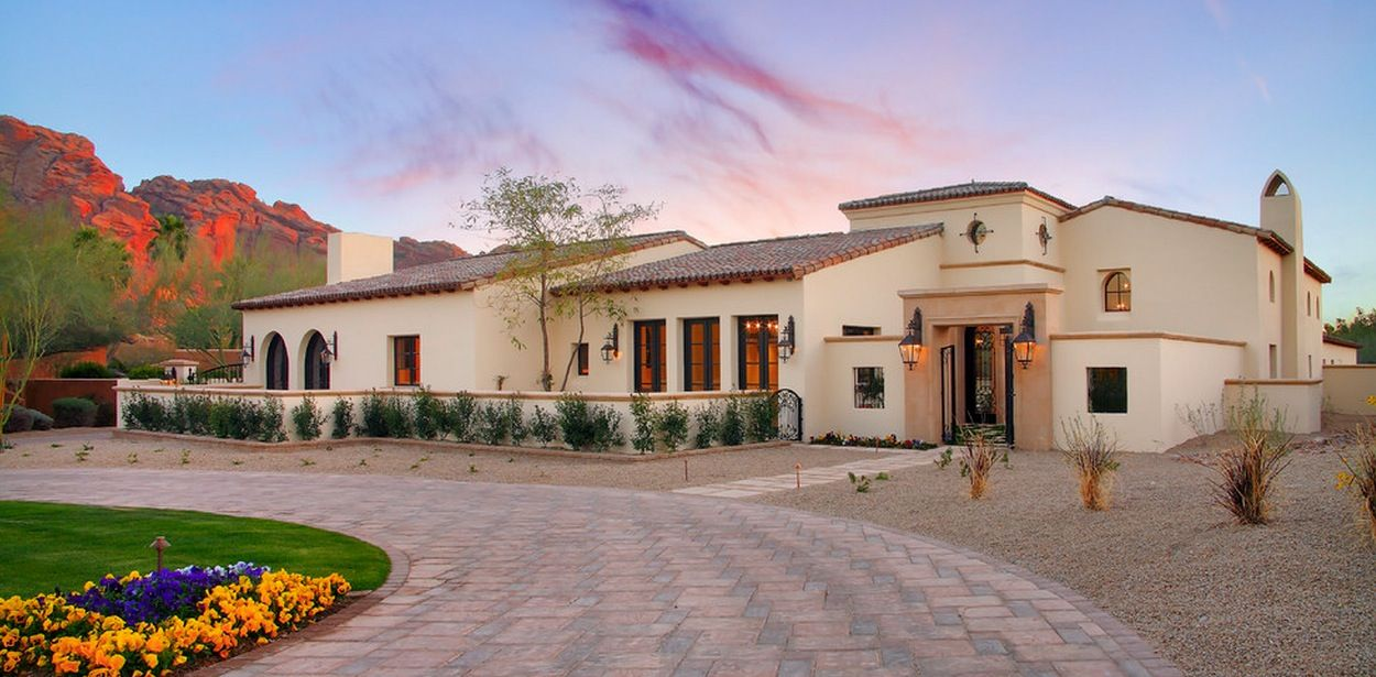 southwest style home designs