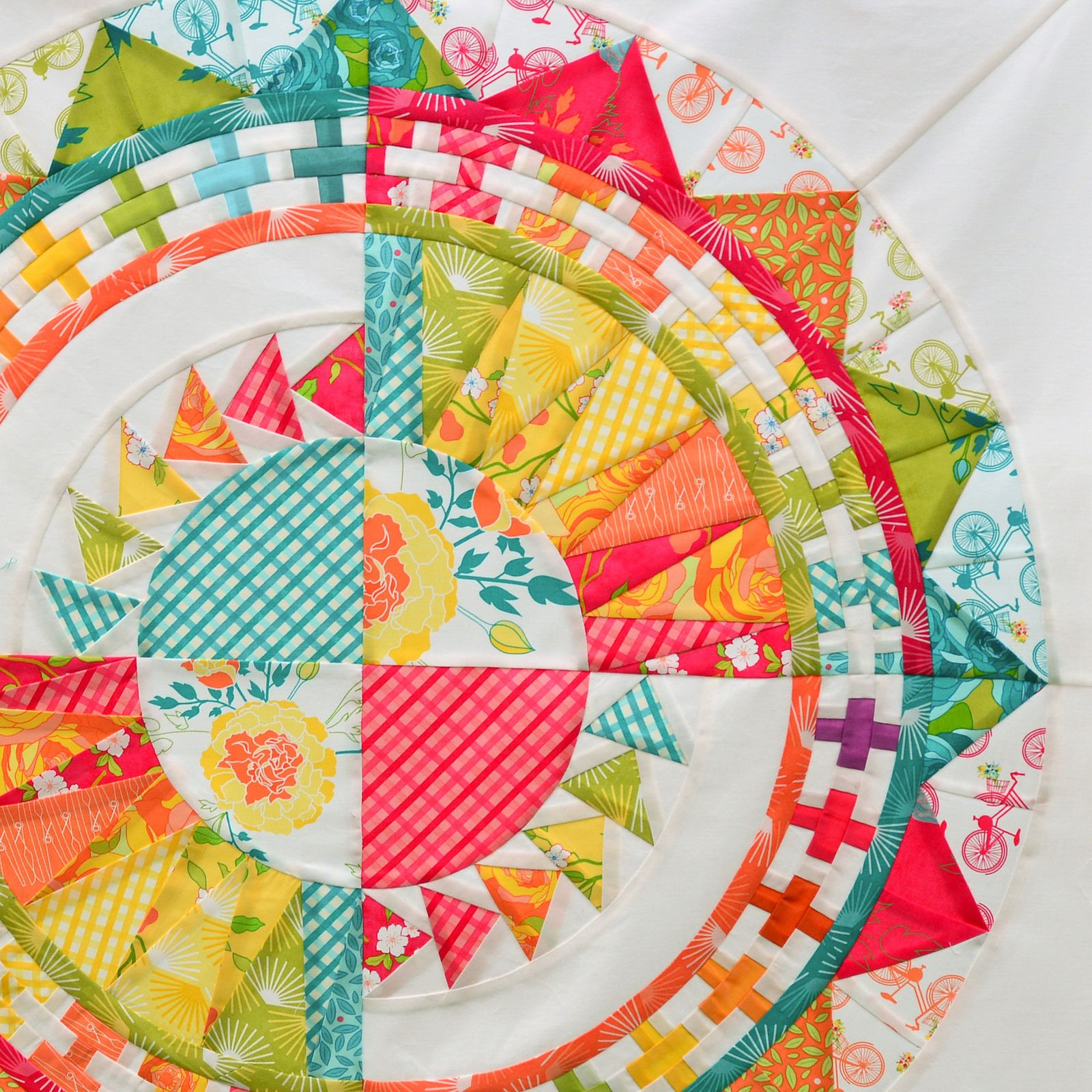 Long Island New York Beauty With Images Paper Piecing Quilts