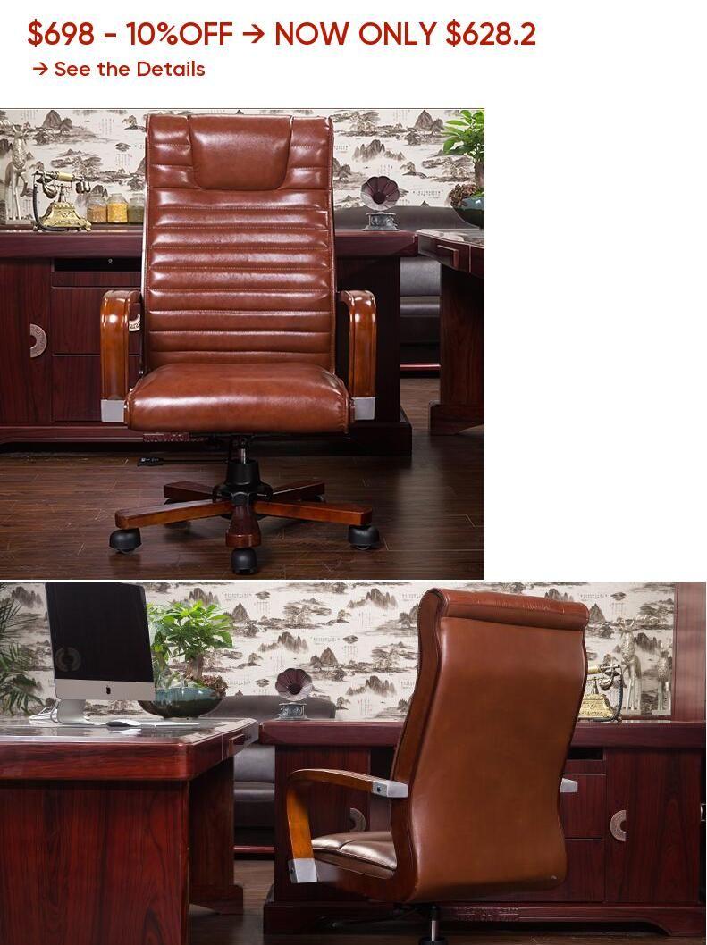 Computer chair. Home office high chair. Ergonomic swivel