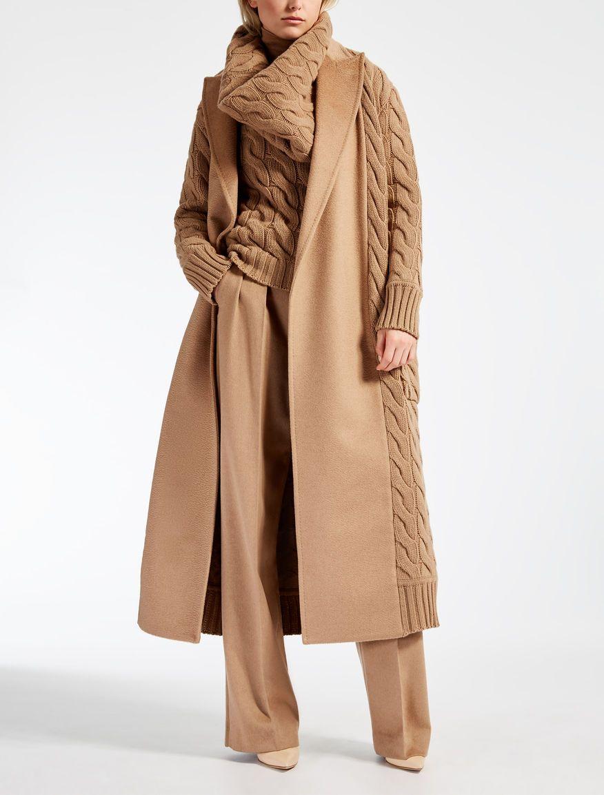 modellu cappotto lungo donna