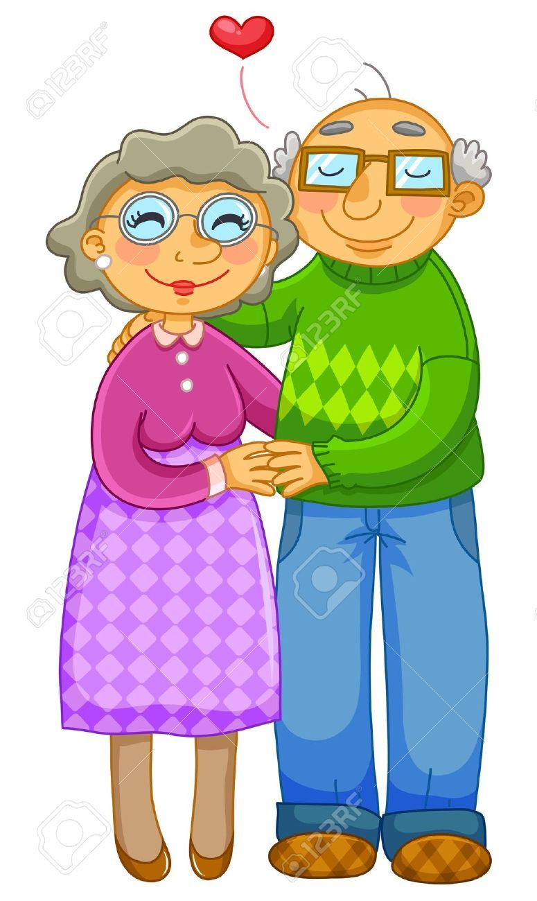 old couple hugging lovingly royalty free cliparts vectors and rh pinterest co uk old couple clipart black and white old couple clipart free