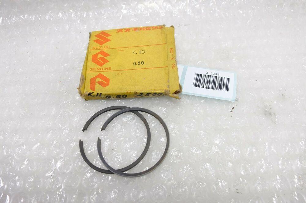 Suzuki K10 Fit K11 K15 Piston Ring Oversize 0 50 Nos Suzuki Di 2020