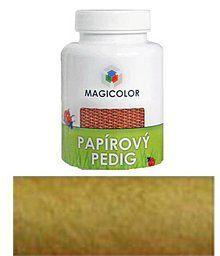 Farby-laky - Farba na papier zelené prútie, koncentrát na papierové ruličky - 100 g - 5782413_
