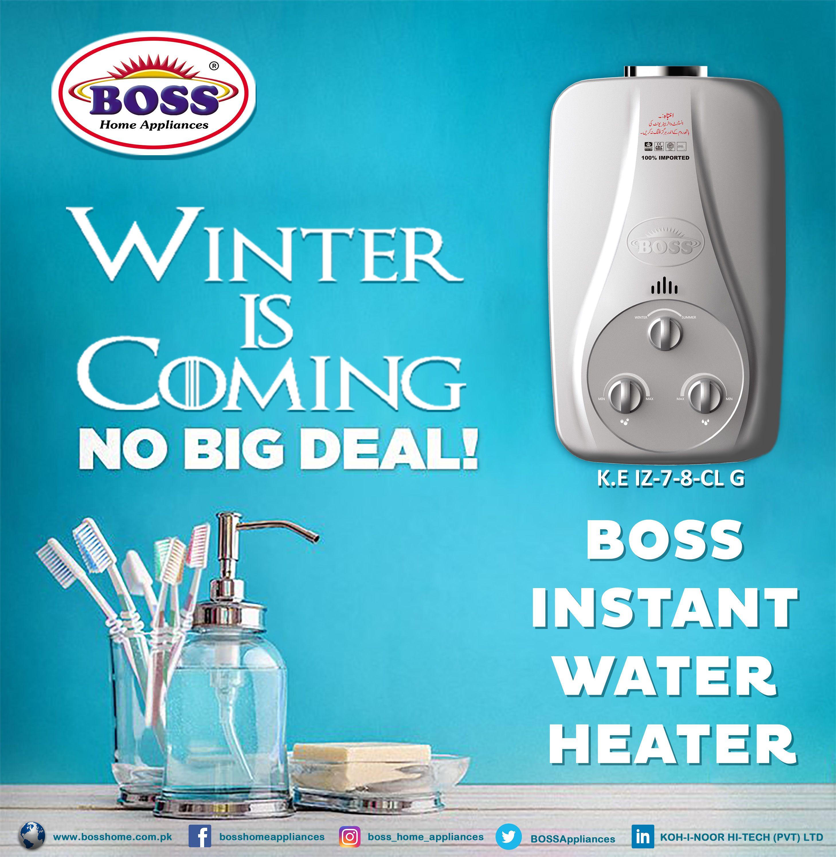 Boss Instant Water Heater Instant Water Heater Water Heater Heater