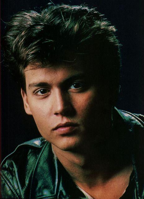 Johnny  circa 1988