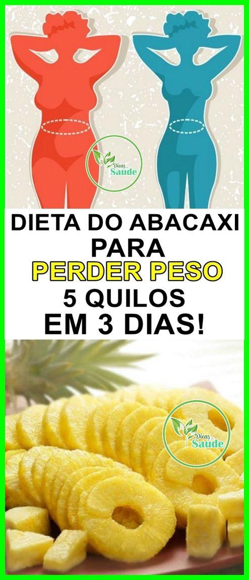 Dieta detox 3 dias perder peso rapido