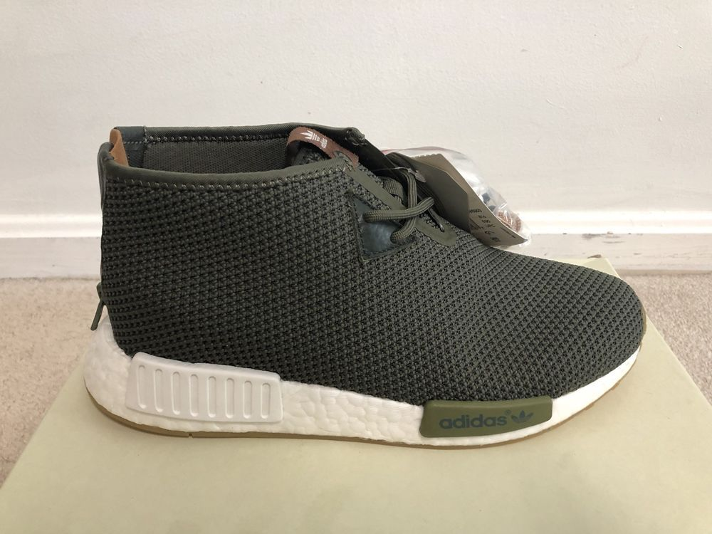 40fcd849b Mens Adidas Nmd C1 x End Olive Gum BB5993 US 9  fashion  clothing  shoes   accessories  mensshoes  athleticshoes  ad (ebay link)