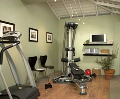Exercise Room Paint Colors Stylish Sweat Lighten Up Your By Painting Such As Sage