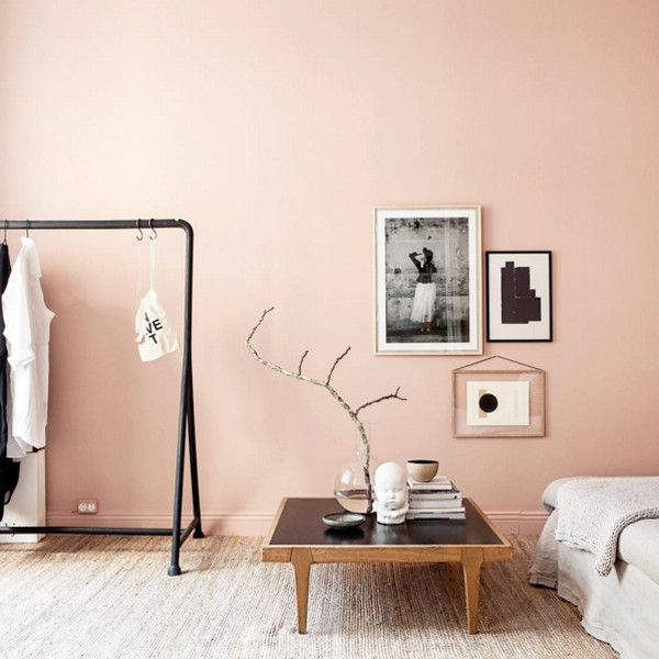 Minimalist Pink 20 Rooms We Love Photos