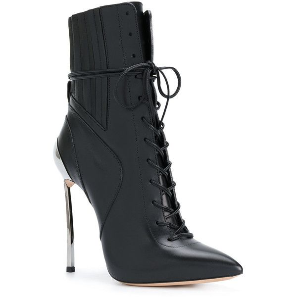 Ankle Techno Casadei Boots 1 Lace Blade Up 510 O8wZxqF6