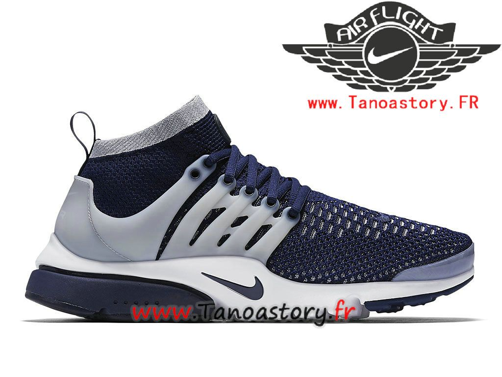 Chaussures Homme Nike Air Presto Ultra Flyknit Pris Pas Cher