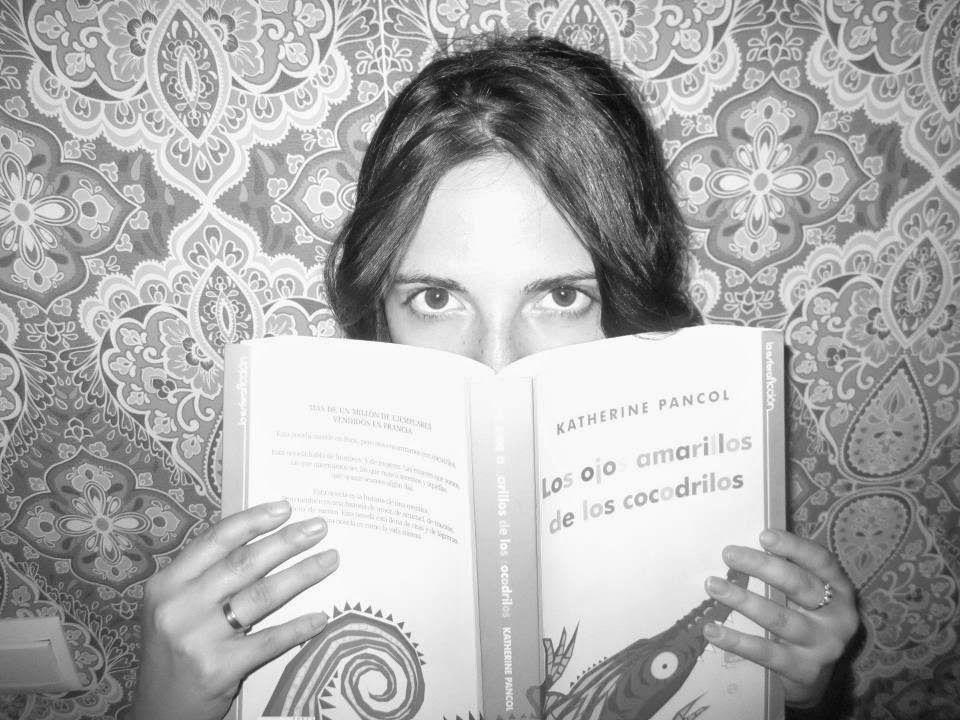 Mi vida entre novelas. Reseñas y libros.: Los ojos amarillos de los cocodrilos.Katherine Pan...