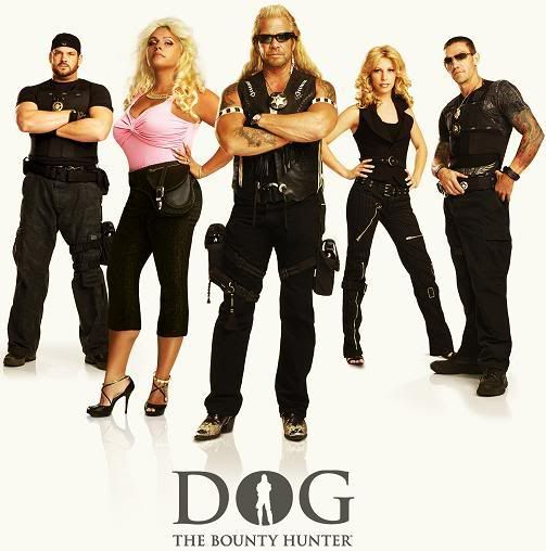 dog the bounty hunter yes it is all about me