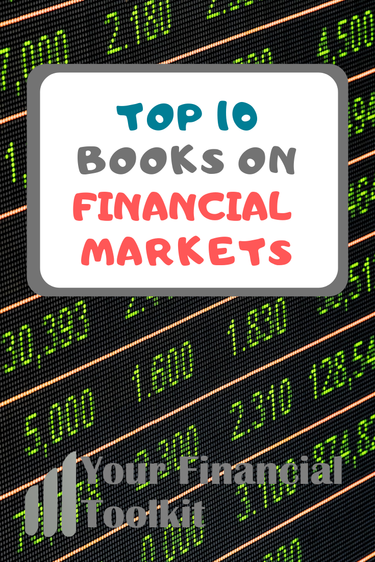 The best books to learn how the financial markets behave