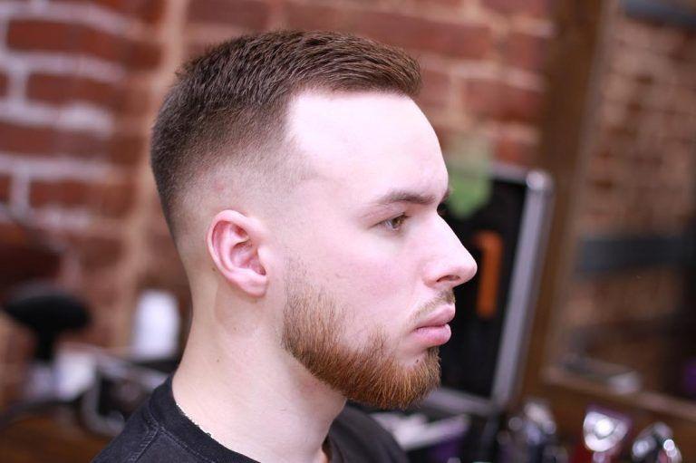 39++ Fade haircut receding hairline inspirations