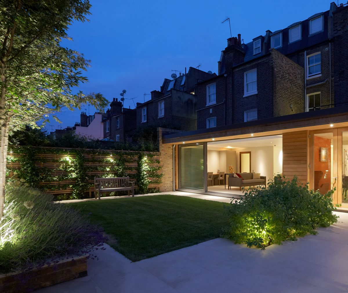 Exterior Lightingdesign Ideas: London Garden Lighting Design By John Cullen Lighting