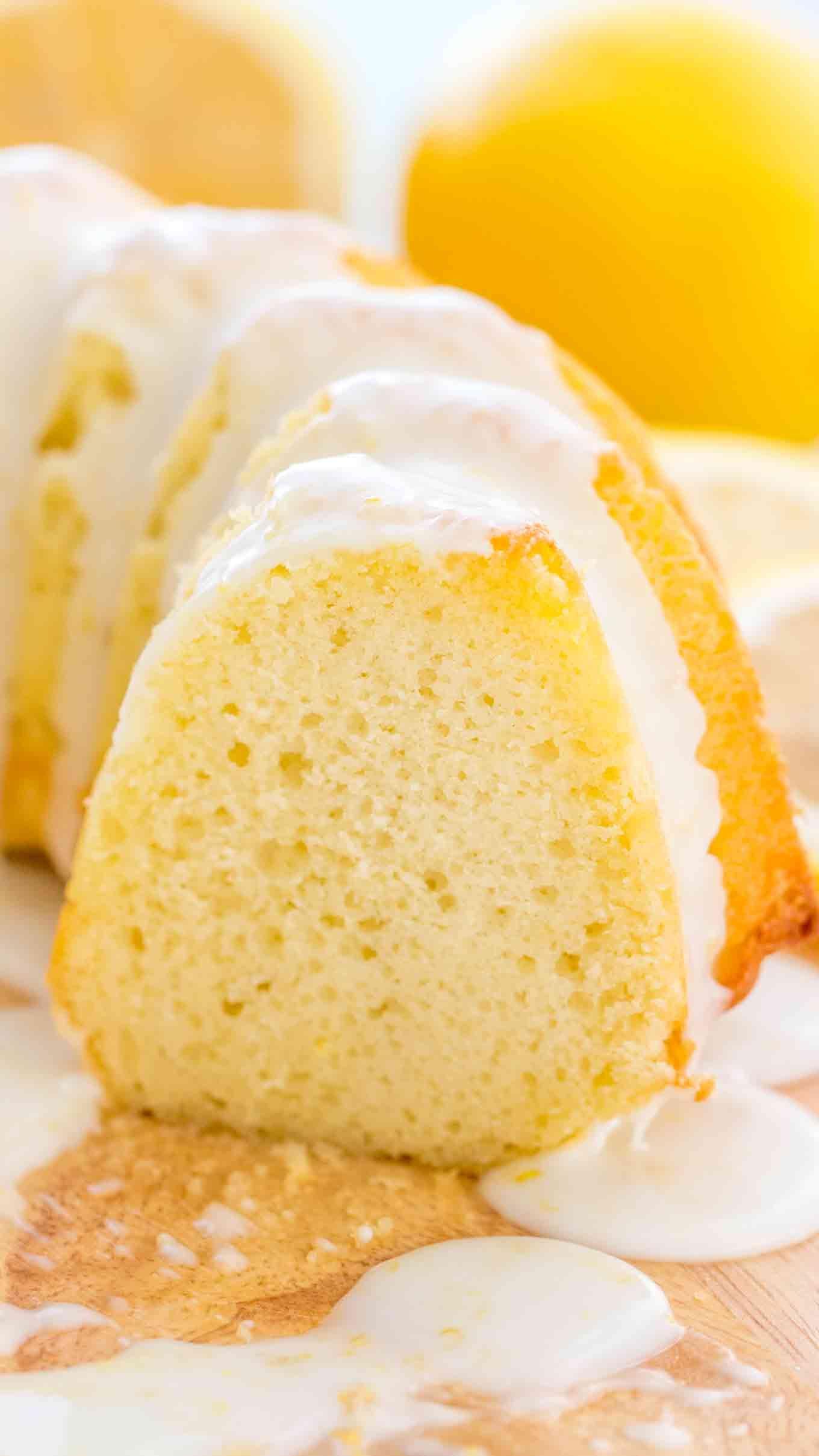 Lemon Bundt Cake Video Sweet And Savory Meals Recipe Lemon Bundt Cake Yellow Cake Mixes Lemon Bundt Cake Recipe