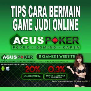 7 Tips Hoki Aguspoker Poker Dewi Jepang