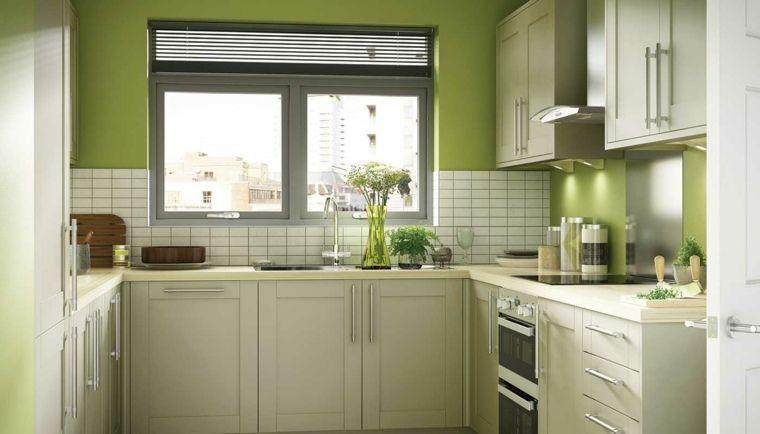 cuisine verte un espace relaxant et cratif