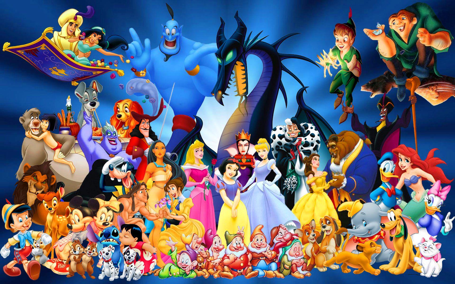 Disney Desktop Wallpaper In 2020 Disney Characters Wallpaper Disney Quiz All Disney Characters