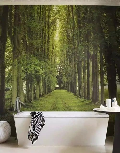 Beautiful Coolest Modern Interior 3D Wallpapers For Your Living Room   Guru Koala