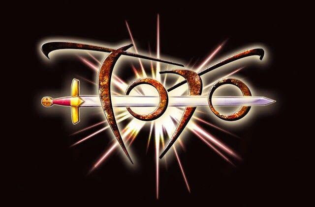 Toto Logo Classical Opera Band Logos Classic Rock Bands