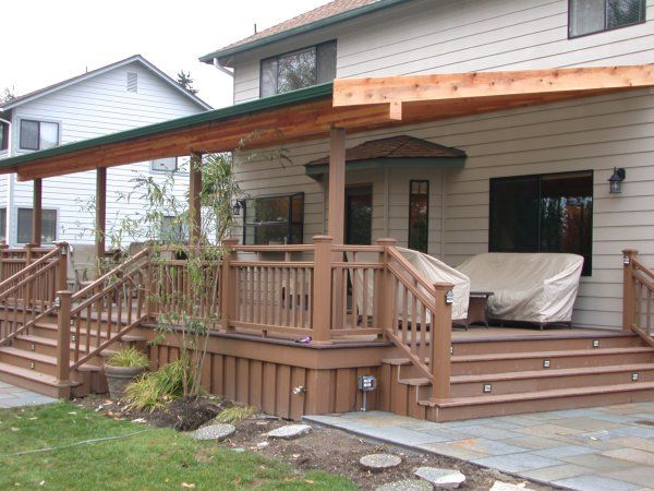 Alfresca Outdoor Living Patio Design Covered Deck Designs Patio Deck Designs