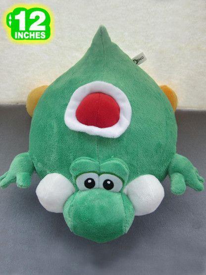 Super Mario Bros Yoshi Plush Pillow Doll MLPL9027