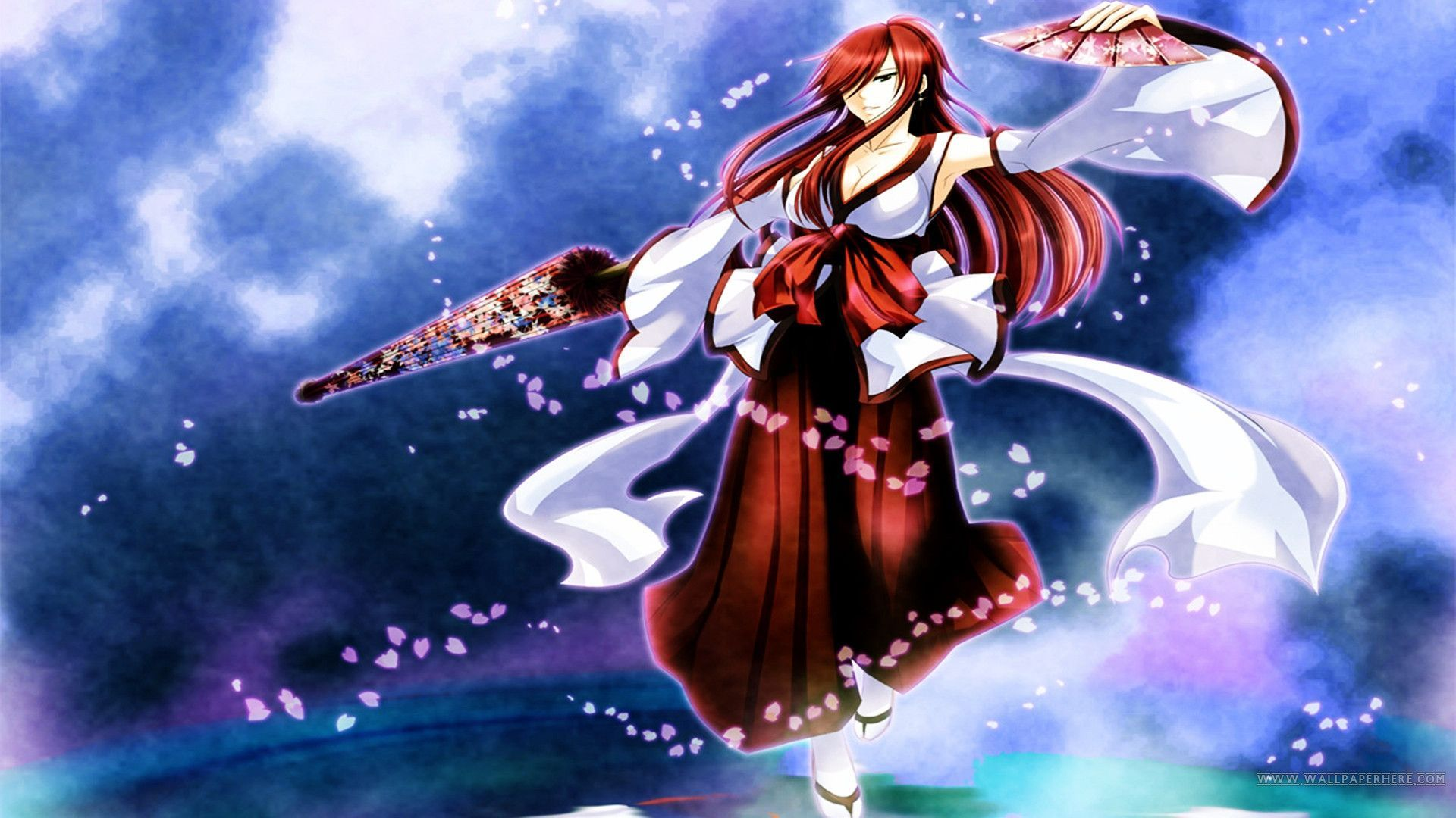 erza wallpapers Buscar con Google Female Characters