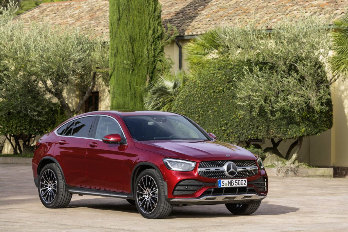 Mercedes Benz Glc Coupe 2019 Mercedes Benz Mercedes Coupe Benz