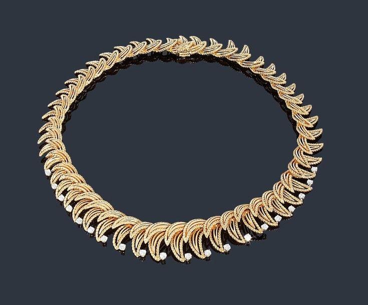 Bracelet d'or 2015