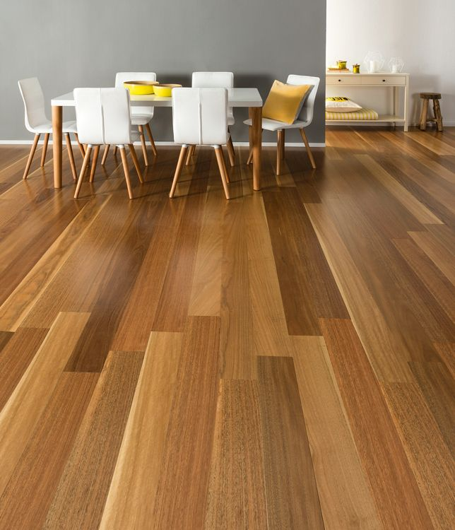 Timbermax TG Timber Flooring Colour: Spotted Gum
