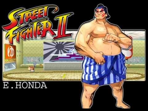 E Honda Theme (Street Fighter 2) - YouTube | VGMAR/Video
