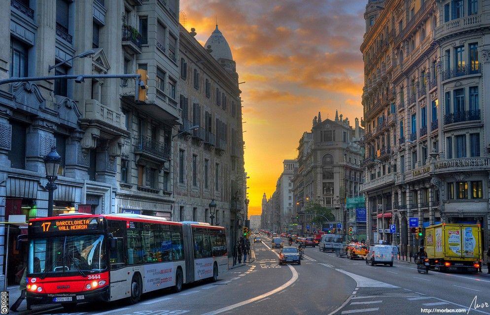 camí de la feina - Barcelona - Barcelona