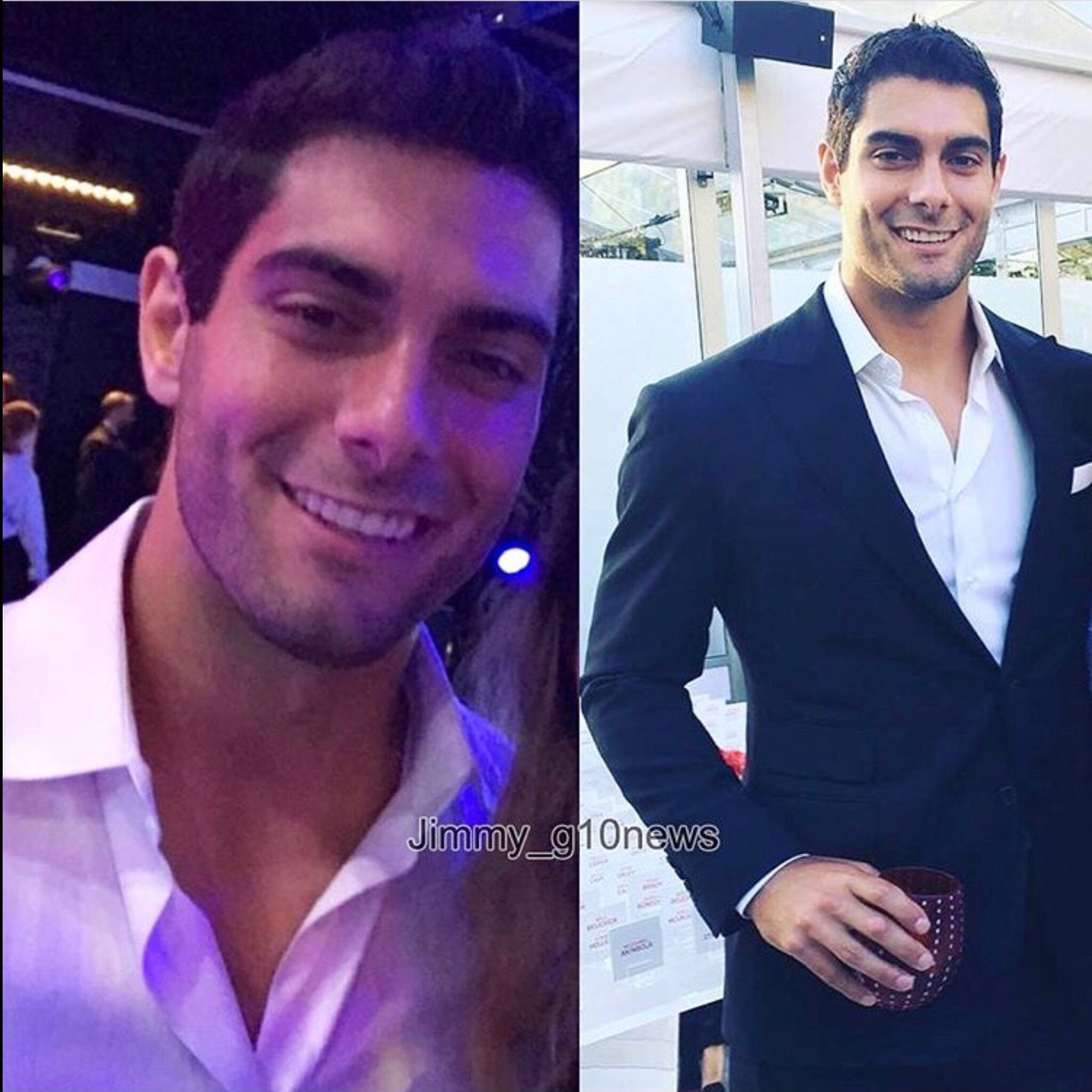 Jimmy Garoppolo Girlfriend: If God Asked Me How To Craft My Ideal Man, This Would Be