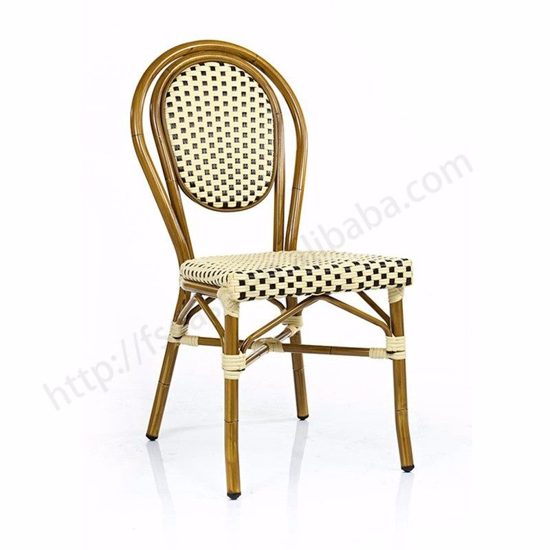 Hot Sale Commercial Stackable Rattan Restaurant Dining Chair  E6017cross,  View Stackable Chair, EASE Product Details From Foshan Ease Outdoor  Furniture Co., ...