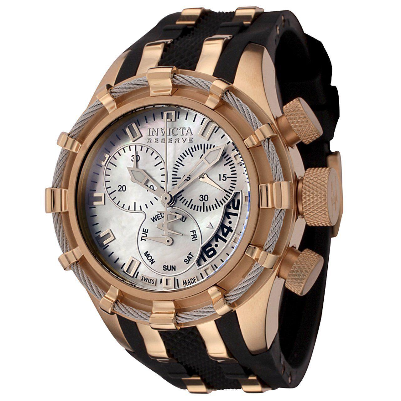Invicta Watches | Invicta Women's Reserve Bolt Chronograph Watch 6950 | Invicta Watches