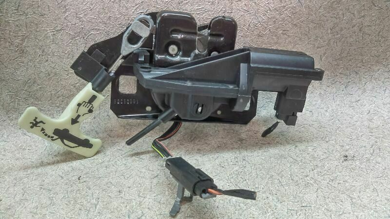 Trunk Latch W Power Release Fits 99 05 Buick Regal Century R5 169902 Buick Buick Regal Buick Automotive Accessories