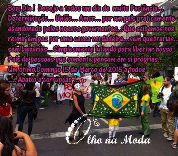 Bom Dia Brasil...vamos a rua Olho na Moda
