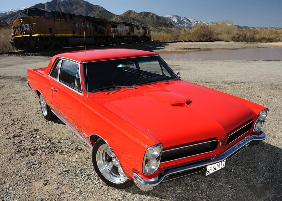 Global West Suspension- GTO | Muscle Cars and Classic Rides ...