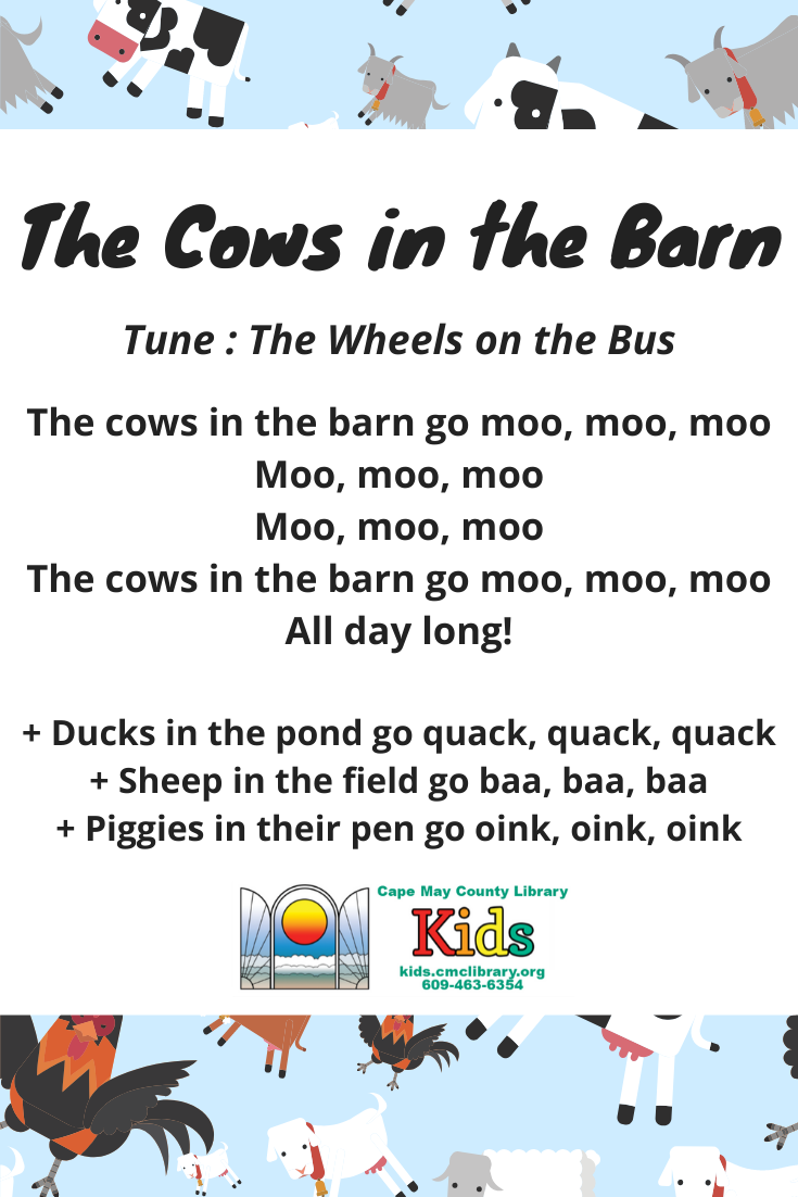 Farm Storytime Rhyme   Kindergarten Songs, Classroom Songs, Preschool Songs 80A