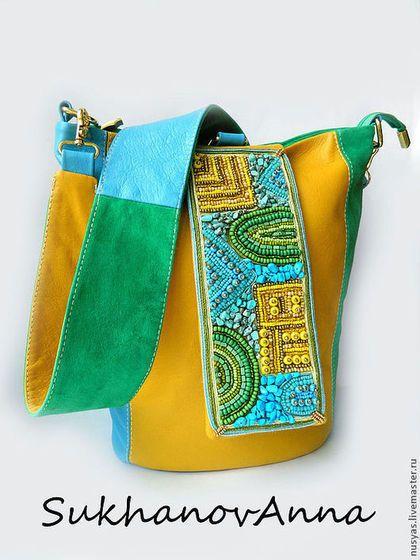 9608ae7beee8 Женские сумки ручной работы. Ярмарка Мастеров - ручная работа. Купить Сумка-рюкзак