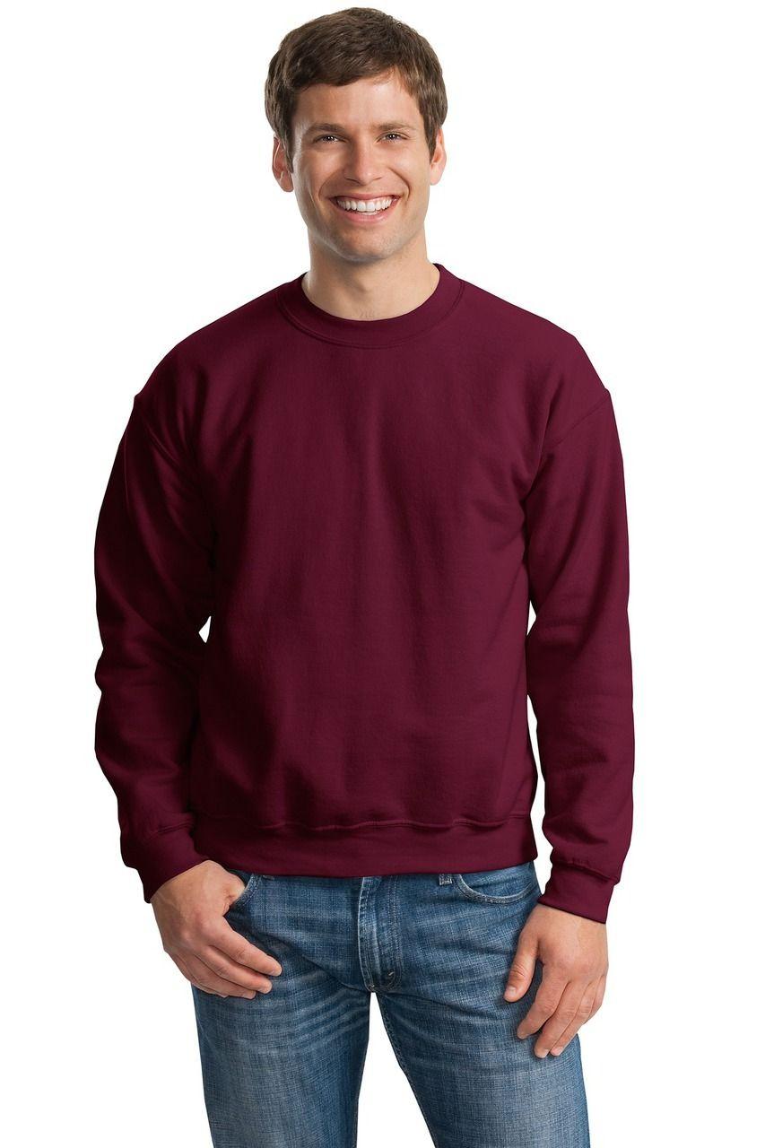 Youth Sweatshirt Cuffs And Waistband With Spandex 6 Ounce Heavyweight By Gildan Sizes Xs Xl Fr Sweatshirts Mens Crewneck Sweatshirt Long Sleeve Tshirt Men [ 1280 x 853 Pixel ]